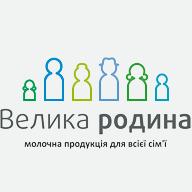 Велика Родина-Создание логотипа компании