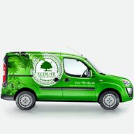 Ecolife-Брендирование автомобиля