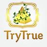 TryTrue-Логотип магазина восточных сладостей
